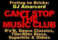 Can't Stop The Music Club@Bricks - lazy dancebar