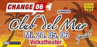 Club del mar Special@Volkstheater