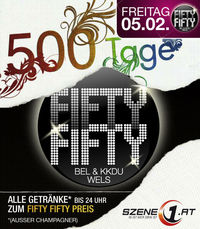 500 Tage Fifty Fifty