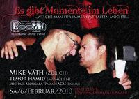 Mike Väth und Temor Hamid@Room:i@ Löwenbrauerei