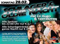 Ballegro @ Schlager & Oldies Nacht mit Dj Hugo@Ballegro