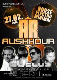 Rushhour@CU-Club ( Bern )