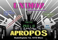 Unimob - Semesterausklang@Apropos