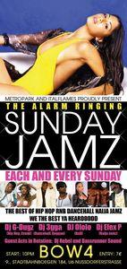Sunday Jamz