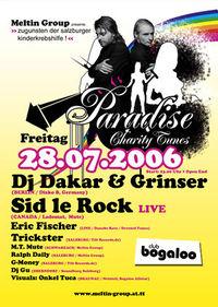 Paradise Charity Tunes@Bogaloo