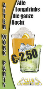 After Work Party@Club Ambrosius