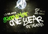 Groovement - One Year of Insanity@Wirt z' Krena