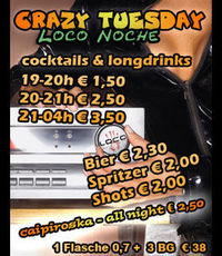 Crazy Tuesday@Loco