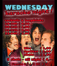 Erasmus Karaoke Night@Loco