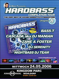 Hardbass Compilation Tour@KingDomParc