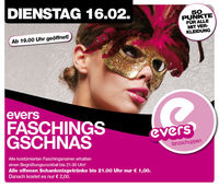 Evers Faschings Gschnas@Evers