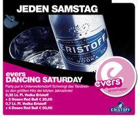 Dancing Saturday@Evers