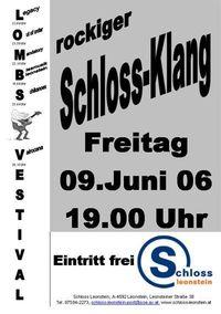 SchlossKlang@Schloss Leonstein
