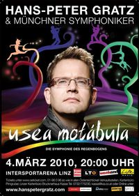 Usea Motabula – Symphonie des Regenbogens@Arena Linz