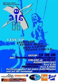AJAX06 (ehem. Ajax Rockfestival)@Vereinshaus Allhartsberg