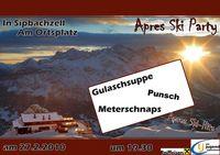 Apres Ski Party@Ortsplatz Sipbachzell
