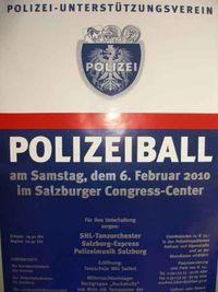 Polizeiball Salzburg