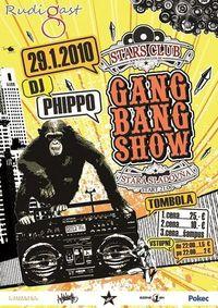 Gang Bang Show@Stars Club