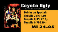 Hot Coyote Ugly Show!