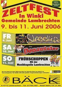 Zeltfest FF Winkl 2006@Festzelt Winkl