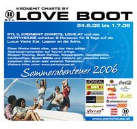 Love Boot - Sommerabenteuer 2006@Partyhouse