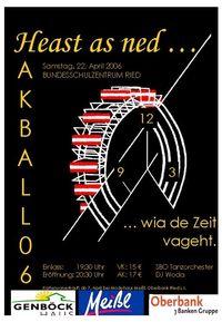 HAK-Ball Ried im Innkreis@Bundesschulzentrum
