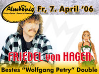 Wolfgang Petry Double Show@Almkönig
