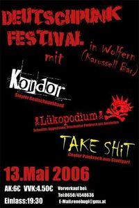 Punk+Rockfestival 06@Karussell Bar