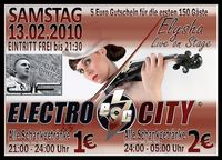Electro City@Excalibur