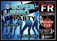 Super 1€ Party