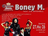 Corona presents - Boney M.@Halle B