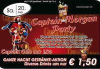 Captain Morgan Party@Brooklyn