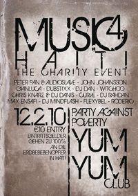 Music 4 Haiti@Yum Yum - Club