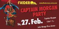 Captain Morgan Night