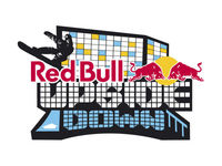 Red Bull Upside Down@Ars Electronica