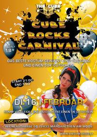 Cube rocks Carneval