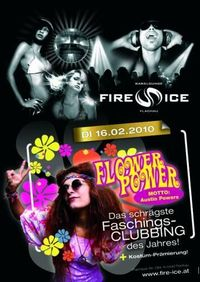 Faschingsclubbing@Fire & Ice