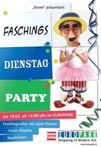 Faschings-Dienstag-Party