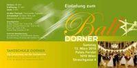 Dorner Ball 2010@Palais Ferstel