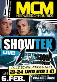 Showtec live!@MCM Hartberg
