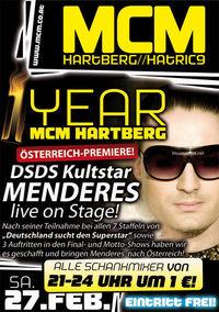 1 Jahr MCM Hartberg@MCM Hartberg