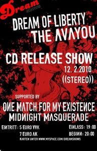 Doppel CD- Release Show@((stereo)) Club
