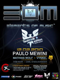 Elements of Music@Clubbing Complex