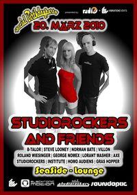 Studiorockers and friends@Seaside Lounge