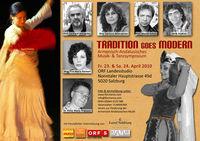 Tradition goes Modern - Armenisch-andalusisches Musik- & Tanzsymposium@ORF Landesstudio Salzburg