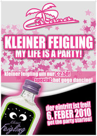 Kleiner Feigling Party@Cabana
