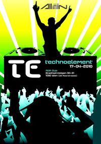 Technoelement Club Edition@All iN