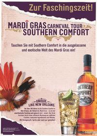Southern Comfort Carneval Tour 2010@Bermuda Dreieck