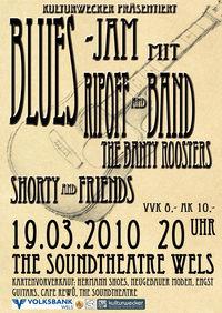 Blues Jam@Alter Schl8hof Wels