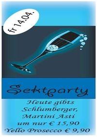 Sektparty@Phönix